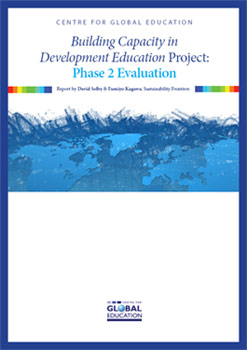 Building Capacity in Development Education Project: Phase 2 Evaluation